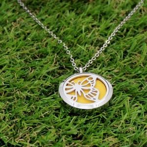 Anavia Jewelry - ESSENTIAL  OIL INFUSED NECKLACE